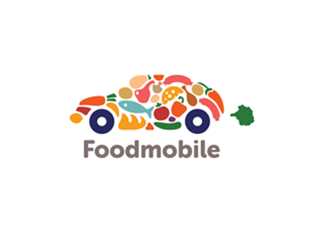 Logo Foodmobile, Jun 2011